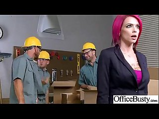lpar anna bell peaks rpar nasty Office girl like hard style action bang Video 03