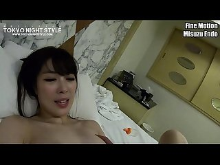 Most Beautiful Japanese Escort Service | Tokyo Night Style w/ Fine Motion pt. 3