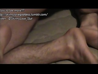 Anal fist beaten caned baseball bat skinnylove pt2