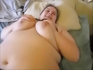 Real Mom Hot Wax torture On Nipples, Pussy With Creampie