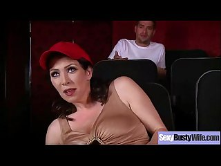 Sexy lovely housewife Rayveness with big melon tits like sex Vid 22