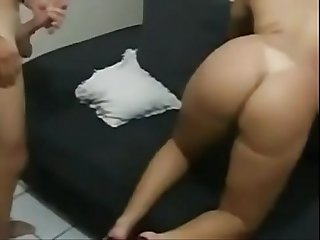 indian wife threesome cuckold fucked by husbands best friend For part 2 visit-..