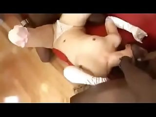 Japanese Girl vs black Cocks -unsencored-