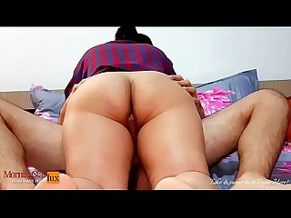 Teen Gets Her Pussy Full Of Cum