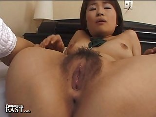 Uncensored Japanese Boy-Girl Amateur Sex