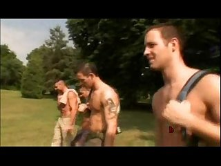 Les campeurs the campers by first75 part 5 gaynet tv