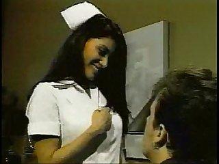 Shawnee cates tom byron dial a nurse scene 1