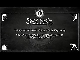 Sex note episode 1