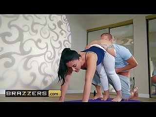 Big Butts Like It Big - (Mandy Muse, Xander Corvus) - Yoga Freaks Episode Ten -..