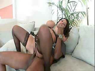 Sienna west fucked by black man