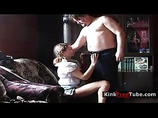 Father Daughter Homemade - KinkFreeTube.com