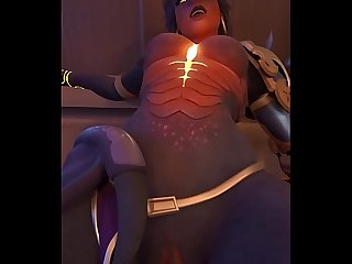 raxastake symmetra S hot mess