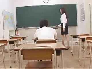 Hot asian school teacher gets horny for more visit www camgirl4me com