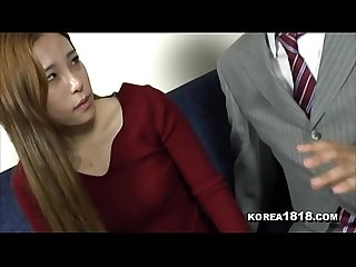 Korea1818 period com hot korean milf seduced and fucked