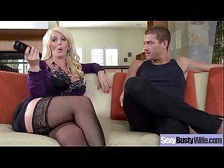 Intercorse On Camera With Gorgeous Mature Busty Lady (alura jenson) video-02