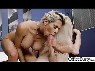 (Rachel RoXXX) Round Huge Tits Office Girl Enjoy Hard Intercorse clip-28