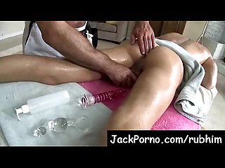 Gay massage with happy ending rub him video7