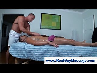 Gay straight massage butt plug seduction