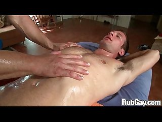 Rubgay happy ass massage