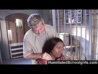 HumiliatedSchoolGirls - My journey in a penitentiary