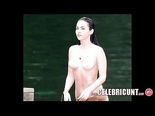 Megan fox nude tits sexy