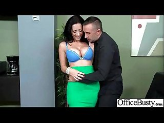 Hot girl lpar jayden jaymes rpar with big juggs banged in office movie 21