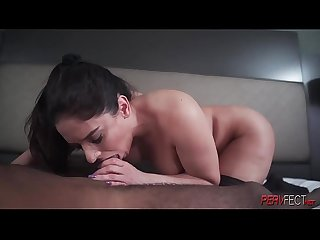 Sheena Ryder Gets rubbed down