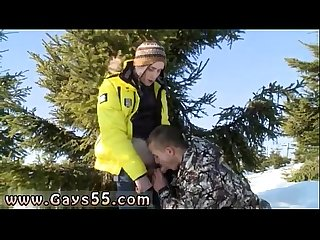 Free serious gay male sex videos Snow Bunnies Anal Sex