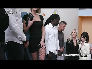 The Lottery #1, Sara Bell Gets Sold, Balls Deep Anal, DAP,..