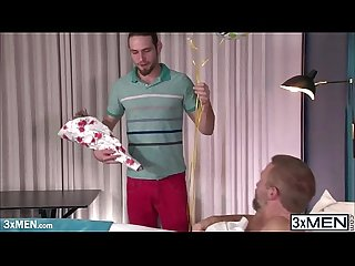 Hunk stepdad dirk caber finally have a taste of his stepson duncan black juicy C