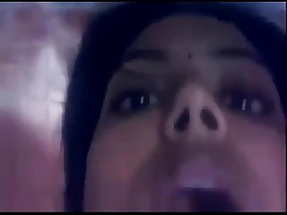hot indian girlfriend fingering (full video at..