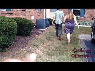 Busted neighbor 039 s wife catches me Recording her c33bdogg