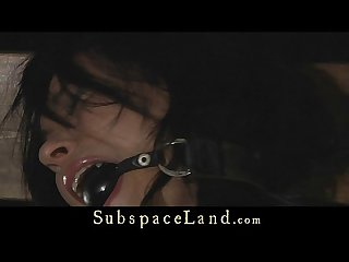 Miho s body mets the hard pain submission