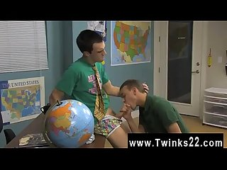 Polish gay free movie the youngster sitting behind the teacher S desk
