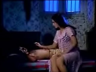 Janavi seducing young boy servant