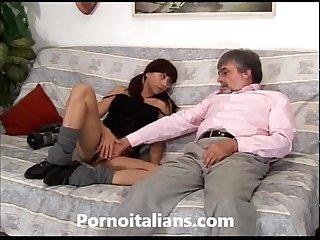Porno incesto italiano vecchio porco scopa ragazza vogliosa excl italian