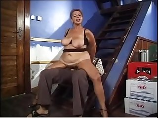 Milf granny market of sex vol 25