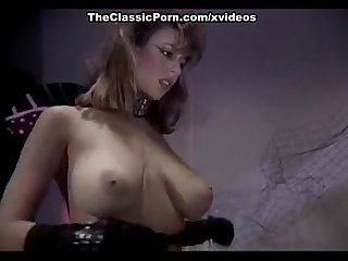 Christy canyon peter north in bdsm mistress lets the slave fuck her in 70s porn
