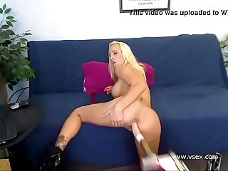 MATURE PORNSTAR FUCKED THE MASCHINE watch more www.hotwebcamgirlz.com