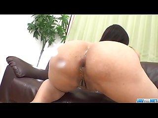 Special anal porn show along tight satomi miyazaki