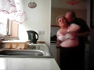 Hidden cam caught mom and dad having fun