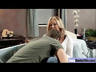 (julia ann) Hot Mature Wife With Big Juggs In Hard Sex Tape mov-16