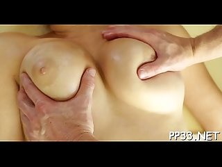 Delighting a breathtaking babe s muff