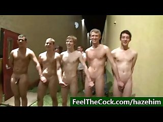 Haze Him - Gay Fraternity Real College Gay Tapes sample-18