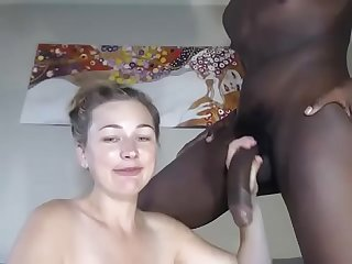 Big tits deepthroat big black cock 05