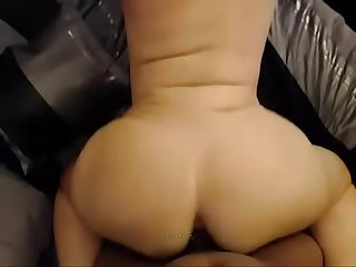phat ass white girl anal fucked by bbc