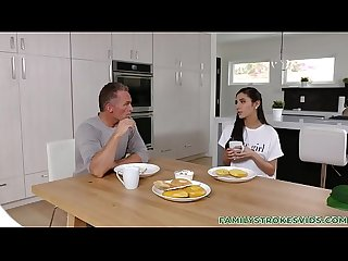 Gianna Dior Moves In With Stepdad To Fuck Him