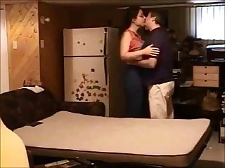 Cheating wife fucked on hidden cam