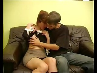 Russian mature mom fuck a young boy camparadise net