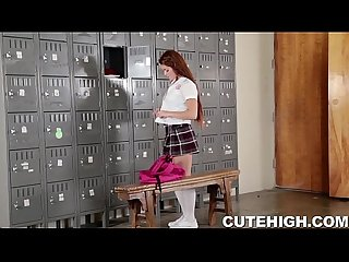 Slutty Cheerleader Kimberly Brix